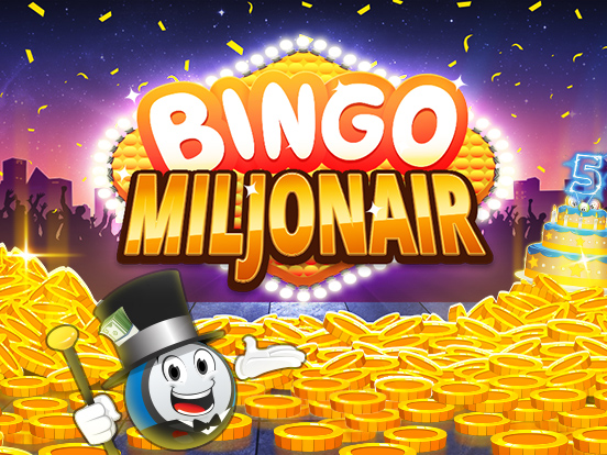 Word Bingo Miljonair!