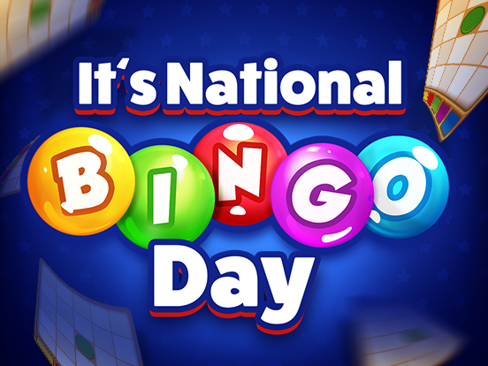 Happy National Bingo Day!