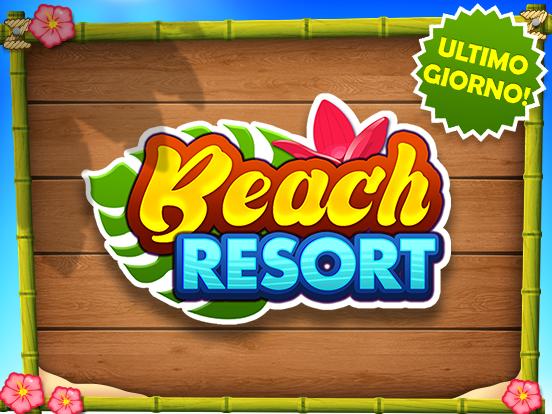 Ultima Chance: Beach Resort