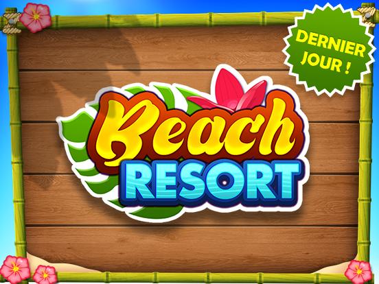 Dernière chance : Beach Resort