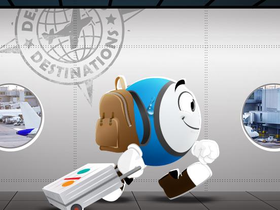 ¡Viaja con GamePoint!
