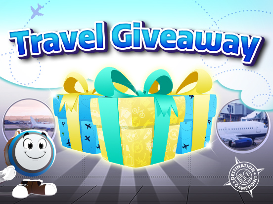 Travel giveaway!