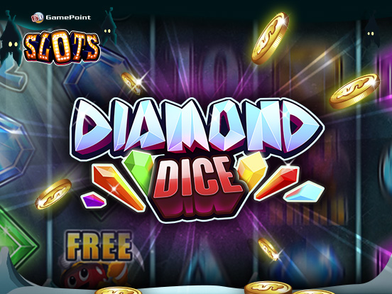 The newest GamePoint Slot is now available: Diamond Dice!