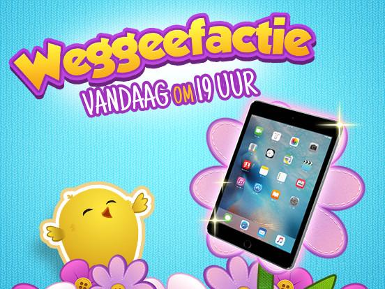 Win vanavond een iPad!
