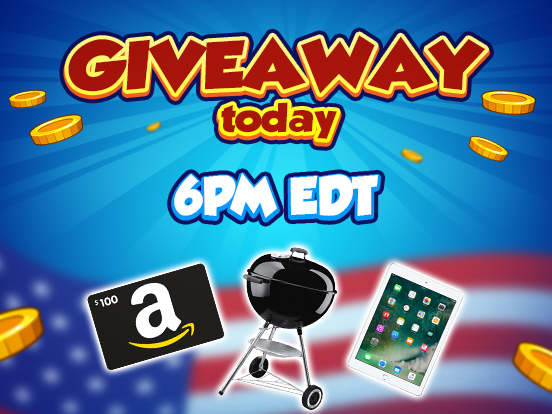 Happy Labor Day! Time for prizes!