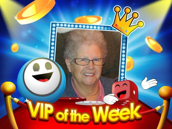 VIP of the Week: SandraG100