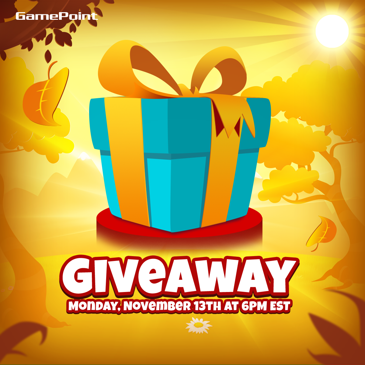 Gift Card Giveaway Today
