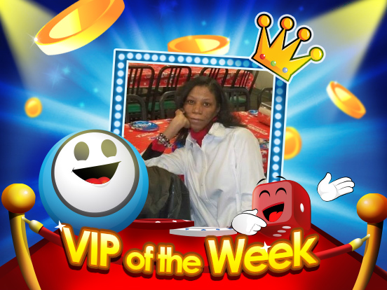 VIP of the Week: RheaHarmon
